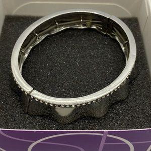 Lia Sophia Ruffle bracelet